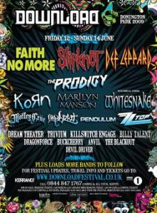Faith No More will headline Download