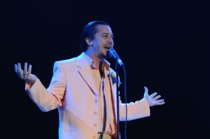 Mike Patton at Greenfield (www.greenfieldfestival.ch)