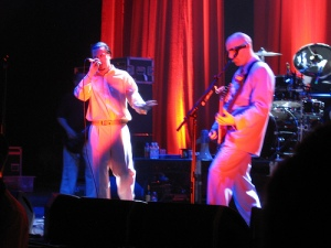 Mike P and John H at Brixton ((c) jesstherese on Flickr)